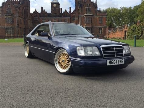 mercedes w124 amg mercedes w124 coupe ce 220 stanced classic amg replica in ward end west midlands gumtree