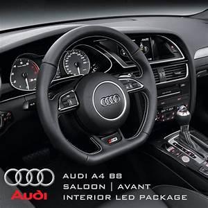 Audi A4 B8 Saloon  U0026 Avant Complete Interior Led Pack