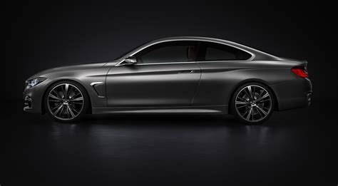 Bmw 4 Series Coupe Backgrounds by Bmw 4 Series Coupe Concept Revealed Photos 1 Of 18