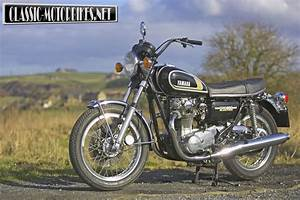 Yamaha Xs650 B Road Test
