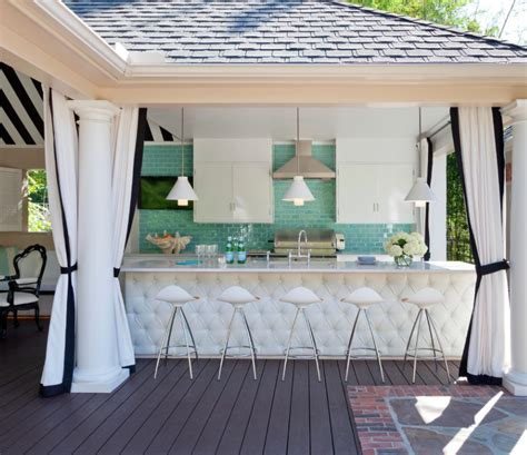 How To Create Luxe Backyard Retreat by How To Create A Luxe Backyard Retreat Traditional Home
