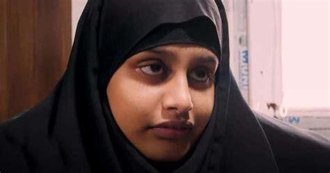 Priti Patel Shamima Begum