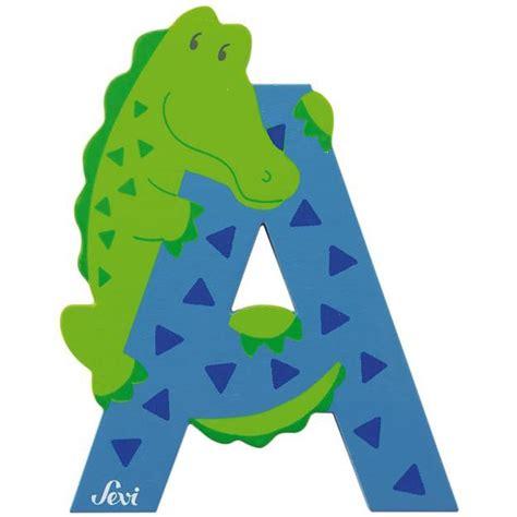 Sevi 81601 Buchstabe A Alligator  Kaufen Bei Kullertrulla