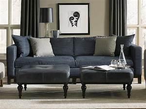 20 Photos Blue Denim Sofas Sofa Ideas