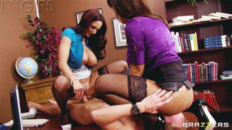 Ava Addams And Daisy Summers Dirty Three Session