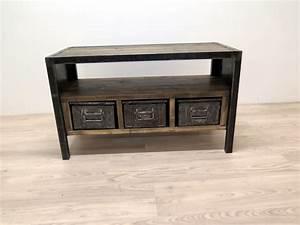 Möbel Design Shop : industriedesign tisch massive tischplatte antik ~ Sanjose-hotels-ca.com Haus und Dekorationen