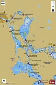 St Marys River Munuscong Lake To Sault Ste Marine