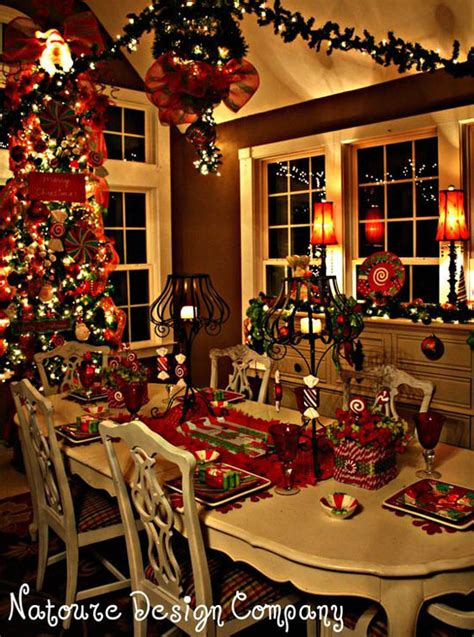 rooms decorated for christmas 40 fabulous christmas dining room decorating ideas all about christmas