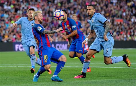Barcelona 3-2 Sampdoria Highlights Video 10/08/16 - Livefootballol