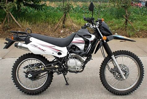 2012 Dongfang 250cc 4 Stroke Enduro Dirt Bike Motorcycle