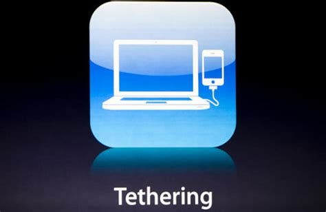 tethering iphone apple lets subscription free iphone tethering app into app