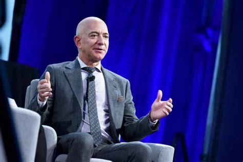 World richest man, Jeff Bezos steps down as Amazon CEO ...
