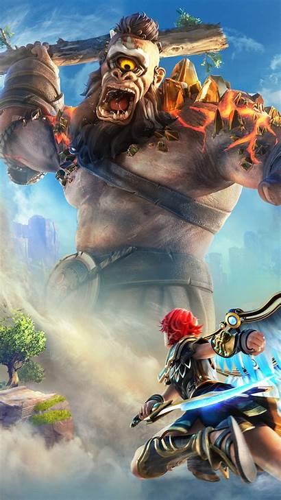 Rising Fenyx Immortals 4k Ultra Mobile Games
