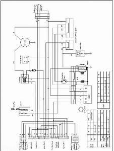 Yamaha 50cc Scooter Wiring Diagram