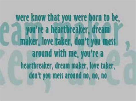 Heartbreaker - Pat Benatar (Lyrics) - YouTube everybody go ...