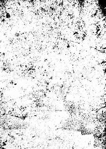 Black and white mono background with a worn grunge texture ...