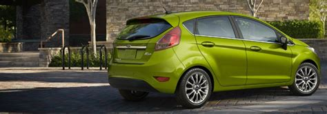 interior  exterior features    ford fiesta lineup