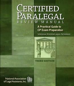 Certified Paralegal Review Manual By Virginia Koerselman