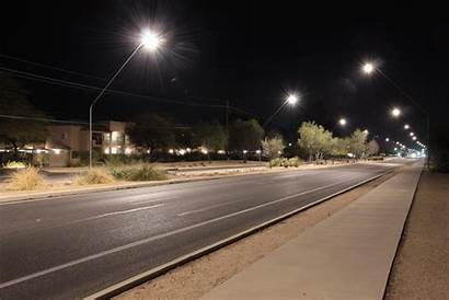 Pollution Lights Environment Benefits Street Numerous Reducing