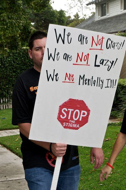 Stop Stigma Against Mental Illness