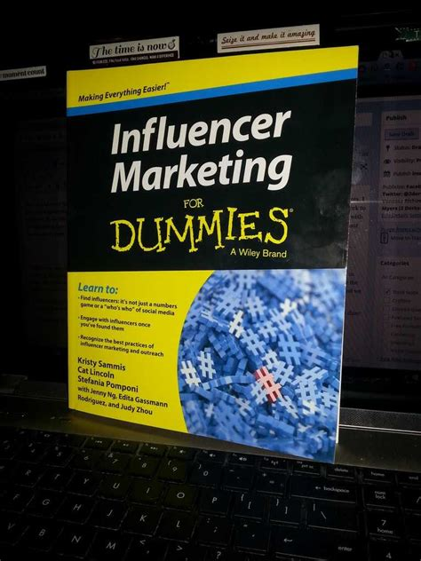 marketing for dummies work read influencer marketing for dummies 2