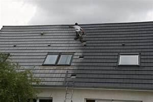 Peinture Pour Toiture : jeandidier je r nove des habitations couverture ~ Melissatoandfro.com Idées de Décoration