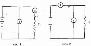 Ohmmeter  How To Read An Ohmmeter Circuit