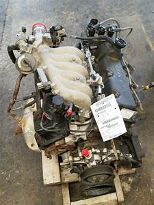 1997 Ford Taurus 3 0 Ohv Vulcan Engine Motor Assy 271 032