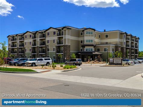 chinook wind apartments greeley  apartments  rent