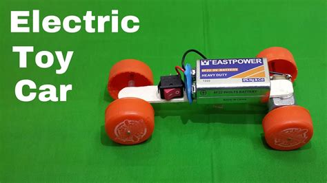 How To Make Electric Car by How To Make A Electric Car Using Waste
