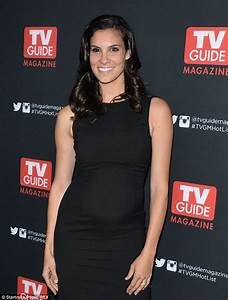 NCIS star Daniela Ruah gives birth to son River with ...