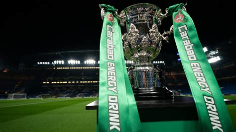 Carabao Cup Round One draw ball numbers confirmed - News ...