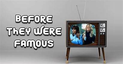 Famous Before They Were Celebrities Commercials Appeared