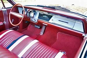 1963 Buick Lesabre Convertible  Interior 3 View