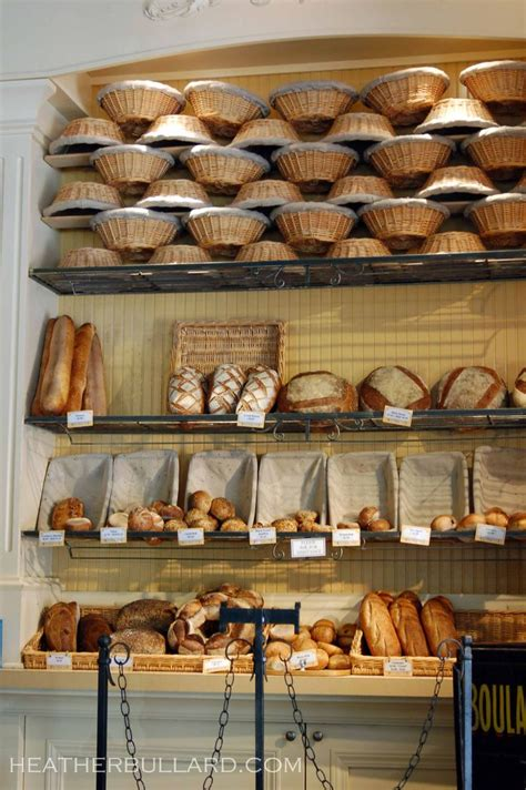 Bakery Bread Display