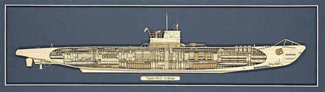 Types Of German U Boats by German Type Vii C U Boat