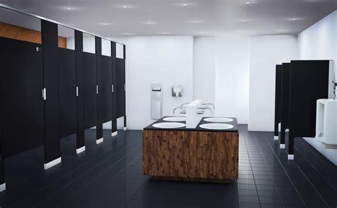 unique bathroom vanities trends in commercial restroom design