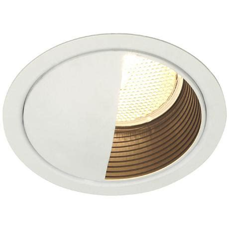 lightolier 5 quot line voltage wall washer recessed light trim