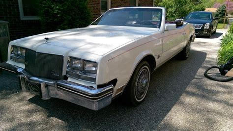 1984 Buick Riviera Parts by 1984 Buick Riviera Convertible For Sale 1830672