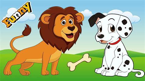 Funny Dogs Cartoons For Children Full Episodes 2017