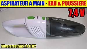 Aspirateur A Eau : aspirateur lidl main eau et poussi re silvercrest hand ~ Dallasstarsshop.com Idées de Décoration