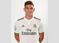 De la Fuente Defender Real Madrid Castilla Real Madrid CF
