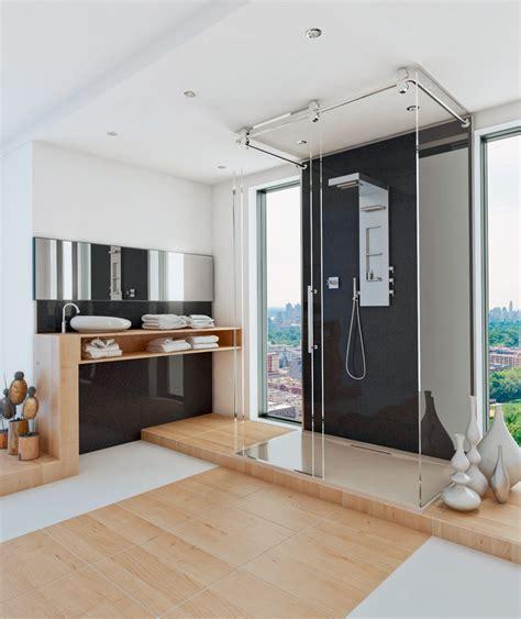 Wände Dusche Ohne Fliesen duschen geht ohne fliesen hwz