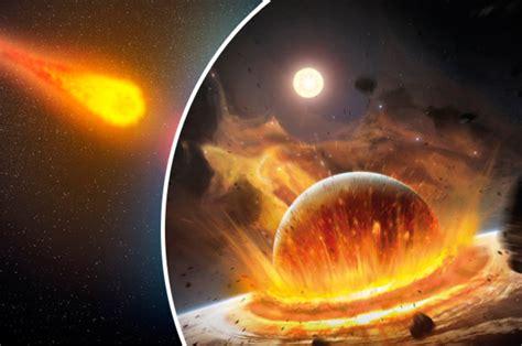 halloween asteroid gigantic space rock hurtling