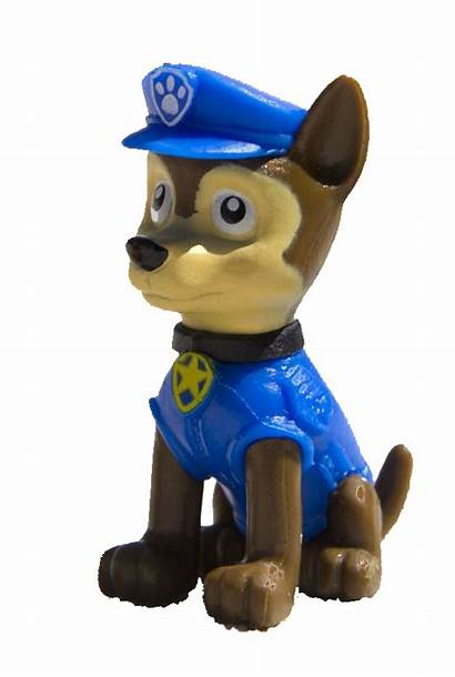 Psi Patrol Przyjaciele Chase Klubie Witaj Figurką