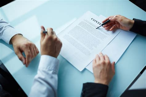 Employment Contract Attorneys San Francisco Bay Area