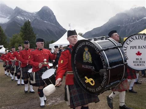canmore highland games   calgary herald