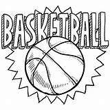 Coloring Sports Printable sketch template