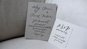 wedding invitations megan riera london lettering With calligraphy wedding invitations london