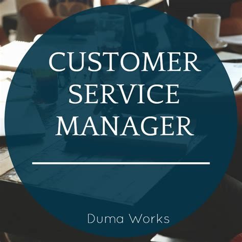 Job Opening Customer Service Manager  Duma Works Blog. Resume Casino Dealer. Resume Update In Naukari Com. Laser Technician Resume. Cover Letter With Resume Sample. Student Resume Objective Statement Examples. Sample Resume For Fresher Teachers. Resume Objective For Information Technology. Hadoop Resume